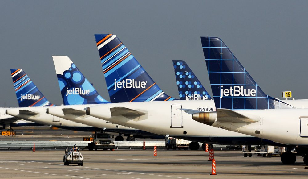 2017–2018 JetBlue TrueBlue Mosaic Challenge and Status Match