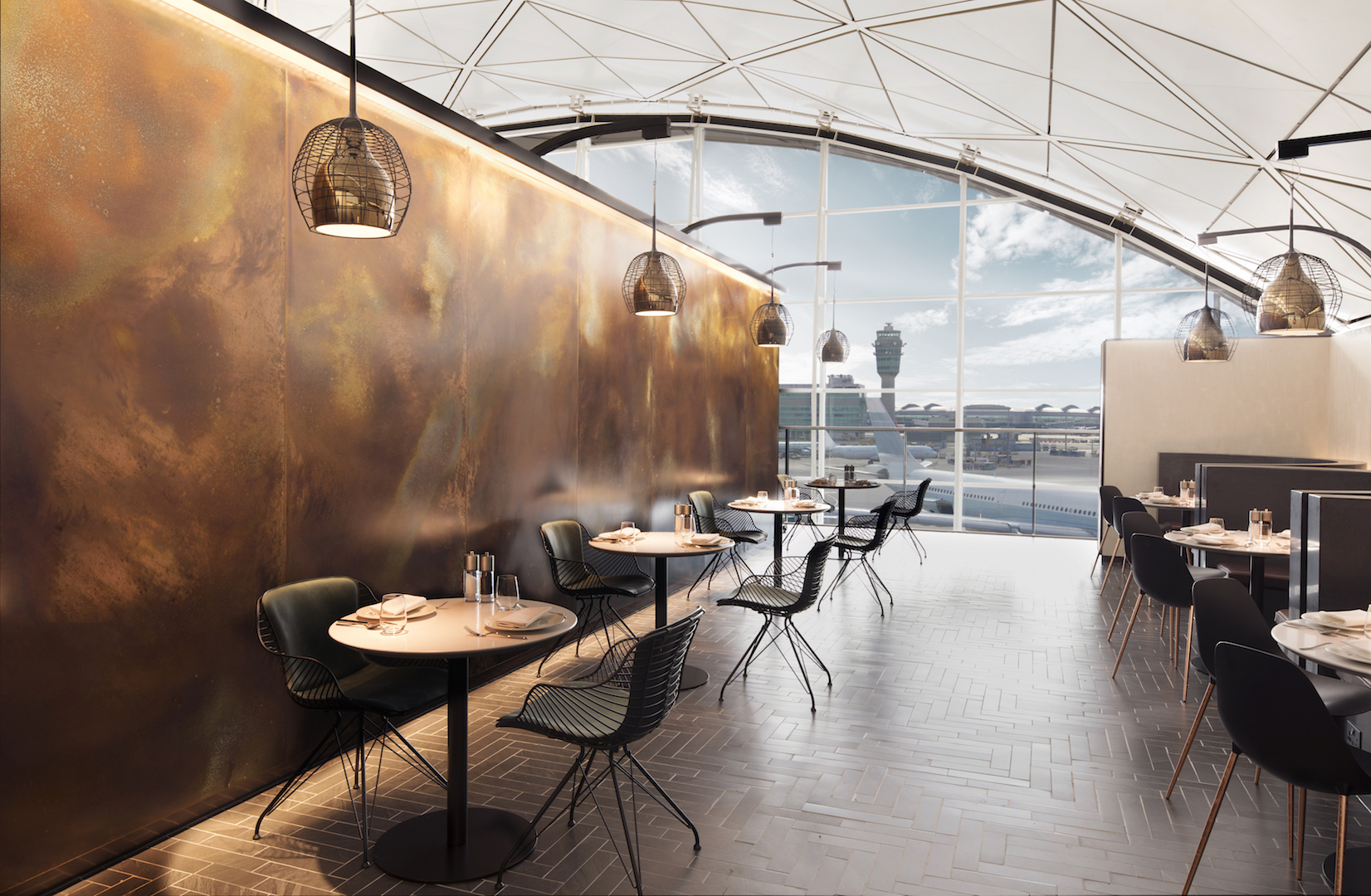 American Express Debuts Amenity Rich Centurion 174 Lounges At