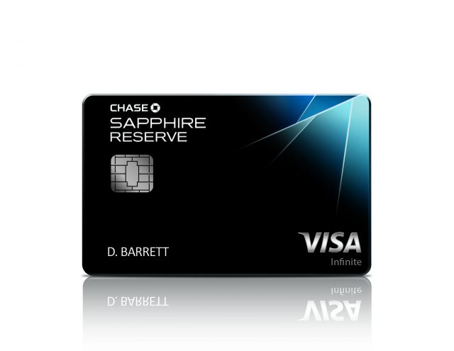Chase Sapphire Reserve℠ Card Eliminates Two Major Cardholder Benefits