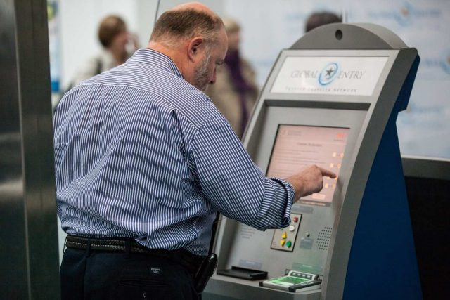 Enroll in Global Entry on Arrival
