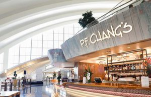 P.F. Chang's at LAX is the latest departure from the Priority Pass network