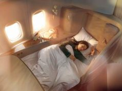 Fly Cathay Pacific first class for a fraction of its retail price by buying Alaska miles