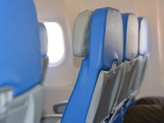 Some airlines are blocking middle seats through September 30 to facilitate social distancing